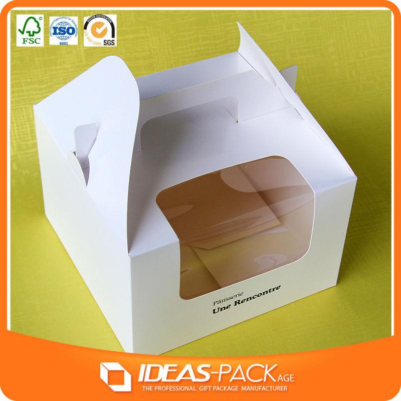 Упаковка для куска торта