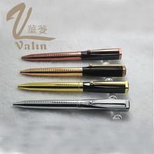 heavy square shape metal ballpoint pens