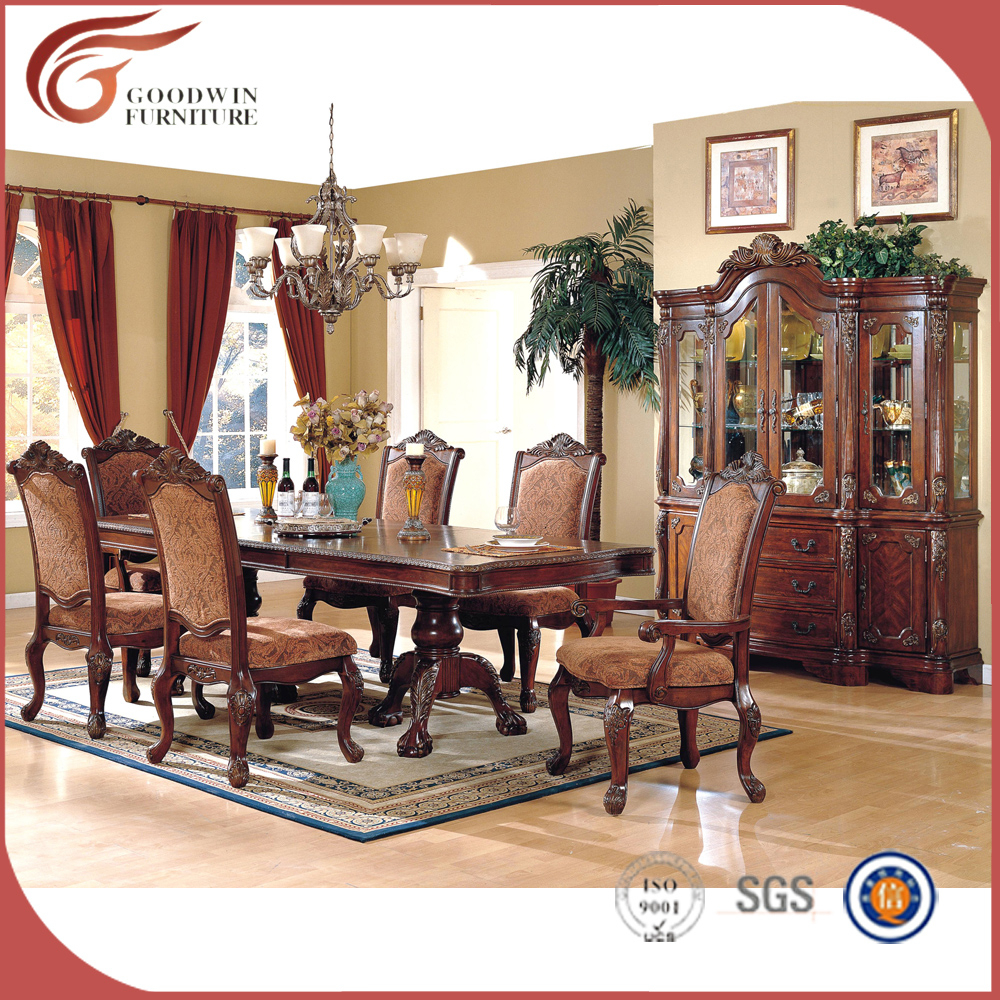 Solid Wood Bedroom Furniture Set Antique Bedroom Furniture Set