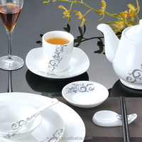 Indian dinnerware set dubai tableware turkish porcelain dinner set
