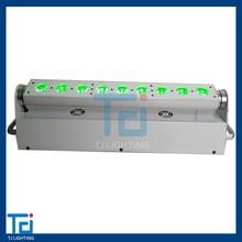 DJ led bar light, indoor led stage bar light, 9*15w 6in1 led bar