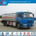 Faw 15Ton líquido camión cisterna para Methylbenzene