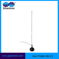Antenne Hertzienne FM 88-108MHz 2.5dBi Taxi Magnetic Aerial Car radio Antenna