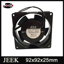JEEK 92mm 90mm Industrial 110v cooler ac fans