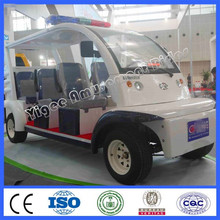 2015 very cheap cars from china electrical vehicle 6 seats glassfiber cruiser car