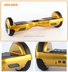 2015 Newest Mini Smart Self Balancing Electric Unicycle Scooter balance two wheels electric Chariot scooter