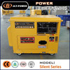 Wholesale! 5kw silent generator diesel low price from Skype ID michelle.lin23
