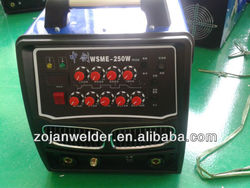 ac dc inverter welding machine circuits tig/mma 250 welder