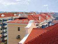 ASA synthetic resin roof tile/roof tile/plastic roof tile