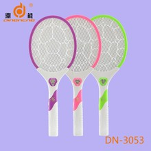 3 led 3000v rechargeable mosquito racket /insect killer spray
