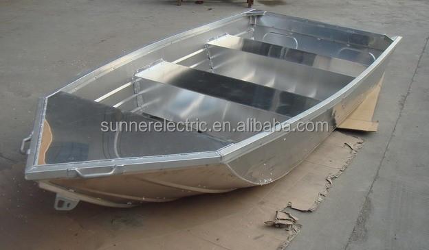 11ft Flat Bottom & V Bow Aluminum Boat - Buy Aluminum Boat,Aluminum Dinghy,Aluminum Alloy Boat ...