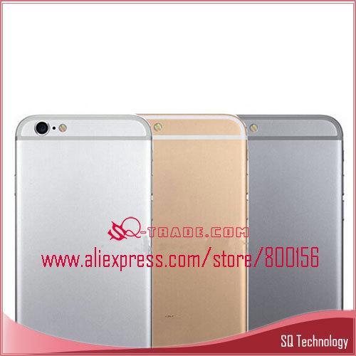 grigio oro bianco per iphone 5s cassa di batteria stessa 6g mini per iphone