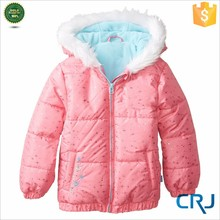 Western Little Girls Lovely Down Filled Winter Coat, Frozen Jacket
