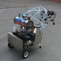Friendly Portable Cow Milker Milking Machine