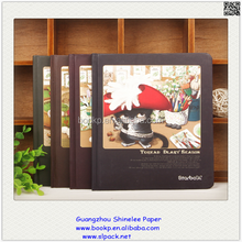 China promotional school diary and notebook for writing gift at low price