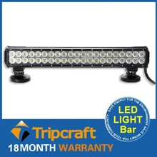2015 New! 126W LED TRUCK LIGHT BAR 9-32V for 4X4 AWD Boat Motorcycle 4WD SUV Truck UTV Driving Fog Lamp