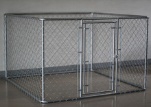 galvanized chain link fence cage(jinhao-ac19)