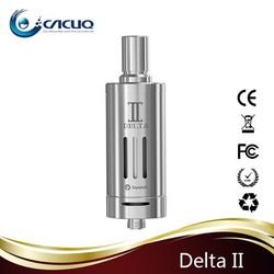 Best seller Joyetech Delta 2 RBA Atomizer Head Kit Black LVC 0.5ohm Delta II rba