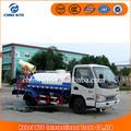 camión de agua 4 * 2 4000L JAC camión cisterna de agua del jardín, camión tanque de agua utilizada para la venta