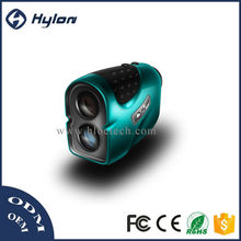 1200m 6*21 Green Color Hylon Laser Rangefinder with pinseeking and scan model