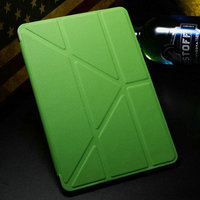China Wholesale Alibaba Supplier Good Name Cheap Price High Quality PU Leather Protective Rubber Smart Case Cover for Ipad Mini