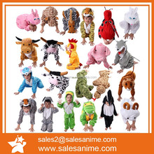 24 Styles Animal Disfraces Cosplay Halloween Costumes For Kids Children's Christmas Clothing Boys Girls