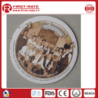 Promotional Printing Cardboard Paper Coaster