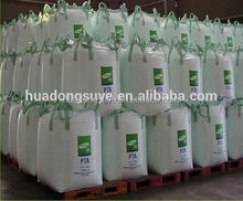 square type pp big bag 5:1 1000kg with bule belt white pp bulk container bag hd