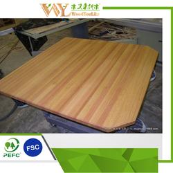 red oak finger joint board
