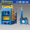 best selling products fully automatic cement hollow block machine