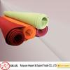 100% polyester hard type non woven felt fabric
