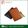 High-end european style notebook with pen
