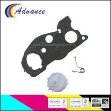 TNP30S Compatible for Konica Minolta 1500 1550 1580 1590 bizhub 12P 15 16 Toner Reset Gear reset lever flag gear