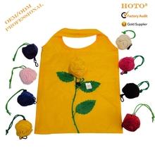 wholesale top quality foldable shopping bag ,polyester shopping bag foldable,foldable shopping trolley bag