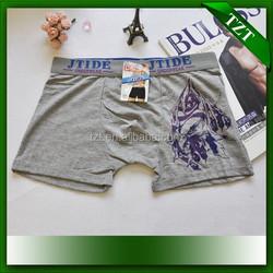 N03 Wholesale New 2015 Man Underwear Boxers Cotton Panties