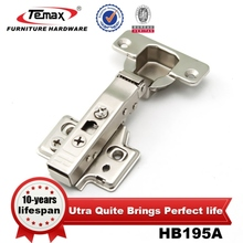Good price zinc alloy invisible door hinges for kitchen cabinet cupboard