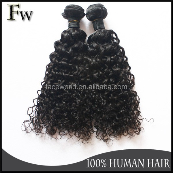 Curly Hair Extension For Black Women Vagina Human Hair Short Jerry