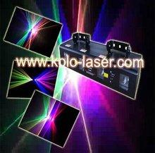 KL-D2801 four heads laser show system
