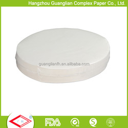 Customized Parchment Baking Paper Circles For Round Cake Pan Lining