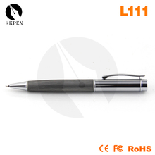 Jiangxin white design crystal ball pen with CE certificate