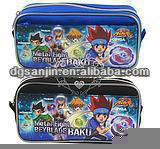 School animated pen and pencil bag for school and office stationery