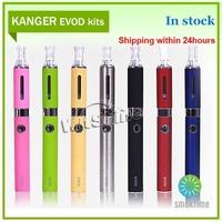 2014 hottest e cigarette kanger evod/kanger tech evod tank new vaporizer