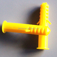 china factory nylon fisher wall plug plastic anchor
