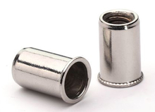 Our rivet nuts serve to bikes