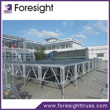 foresight Organic Plexiglass Stage/Mobile Stage/Aluminum Stage Deck