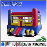 0.55mm PVC inflatable wrestling ring inflatable boxing bouncer for sale