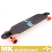 Best selling complete canadian maple skateboard longboard