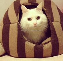 New design plush dog/cat bed