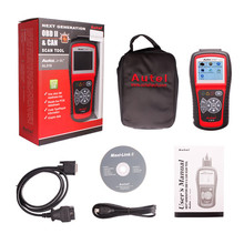 New product Autel AutoLink AL519 OBD-II and CAN Scanner Support All OBD2 Cars Update Online Autolink AL519