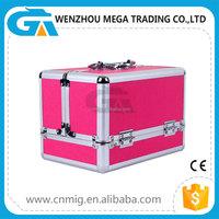 China Artware Aluminum Cosmetic Case/Vanity Box